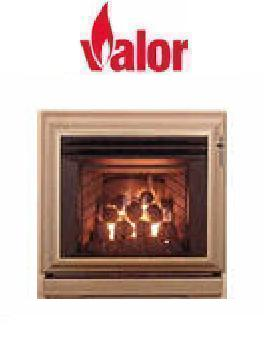 Valor Icon 2 Coal Inset Gas Fire - Champagne - 109824CH - DISCONTINUED