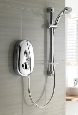 Mira Vie 8.5kW Electric Shower - Chrome - DISCONTINUED