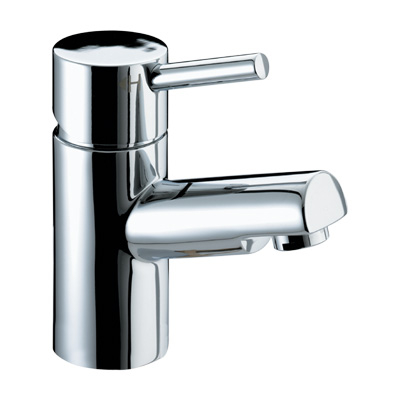 Bristan Prism Basin Mixer With Pop-Up Waste - PM BASNW C - PMBASNWC