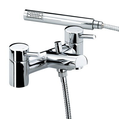 Bristan Prism Bath Shower Mixer - PM BSM C - PMBSMC