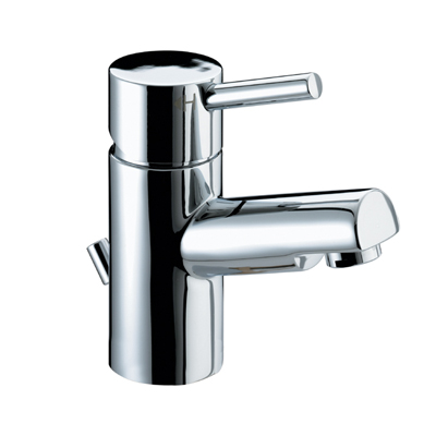 Bristan Prism Basin Mixer with Eco-Click and Pop-Up Waste - PME BAS C - PMEBASC