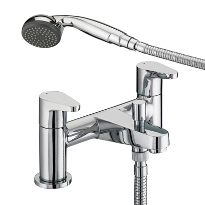 Bristan Quest Bath Shower Mixer - QST BSM C - QSTBSMC