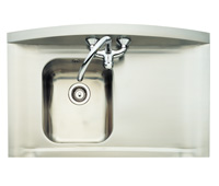 Rangemaster Roma 1.0B Kitchen Sink - DISCONTINUED - G66420