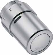 Danfoss RAS - D2 Sensor Chrome