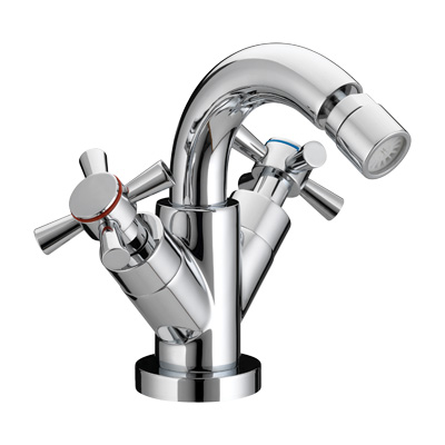 Bristan Rio Bidet Mixer with Pop-Up Waste - RO BID C - ROBIDC