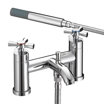 Bristan Rio Bath Shower Mixer - RO BSM C - ROBSMC