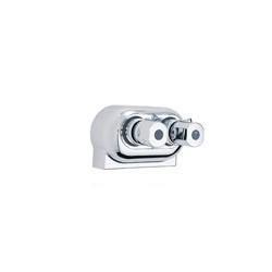 Trevi Therm Thermostatic - Exposed (Chrome)