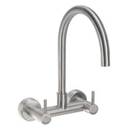 Rangemaster Roma 2 Stainless Steel Tap - DISCONTINUED - G72954