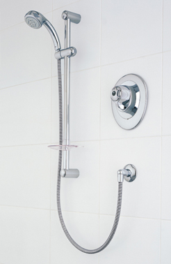 Trevi Compact CTV Thermostatic - Built in (Chrome)