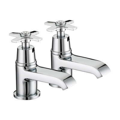 Bristan Twist Bath Taps - TW 3/4 C - TW3/4C - DISCONTINUED
