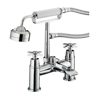 Bristan Twist Bath Shower Mixer - TW BSM C - TWBSMC - DISCONTINUED