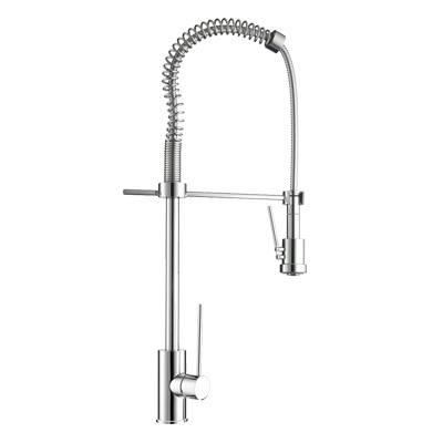 Bristan Vinca Sink Mixer with Pull Out Spray - VI SNK C - VISNKC