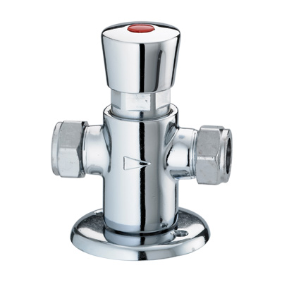 Bristan Self Closing Surface Mounted Shower Valve -  Z SHX C - ZSHXC