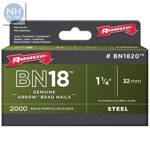 18 gauge 20mm brad nails 500